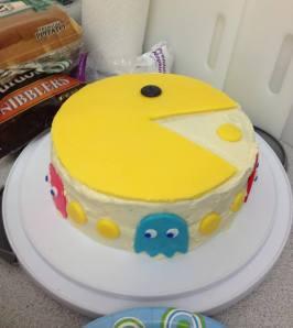 Pac-Cake